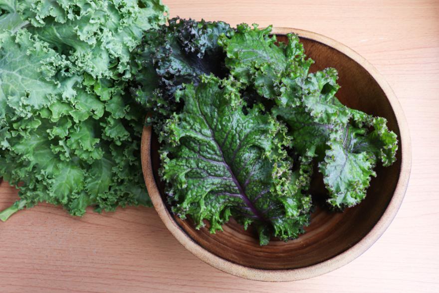 Le chou kale, un légume aux nombreuses vertus